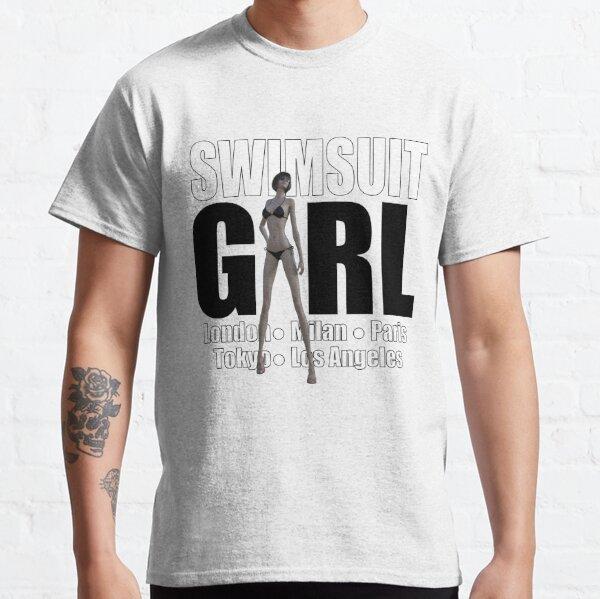 Fashion Girl | Swimsuit Girl Classic T-Shirt