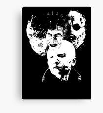 Hellraiser Icons Canvas Print
