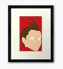 Apollo Justice Framed Print
