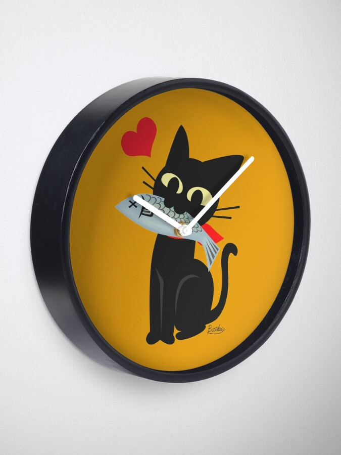 Alternate view of GET! Clock