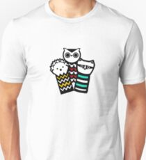 Woodland friends Slim Fit T-Shirt