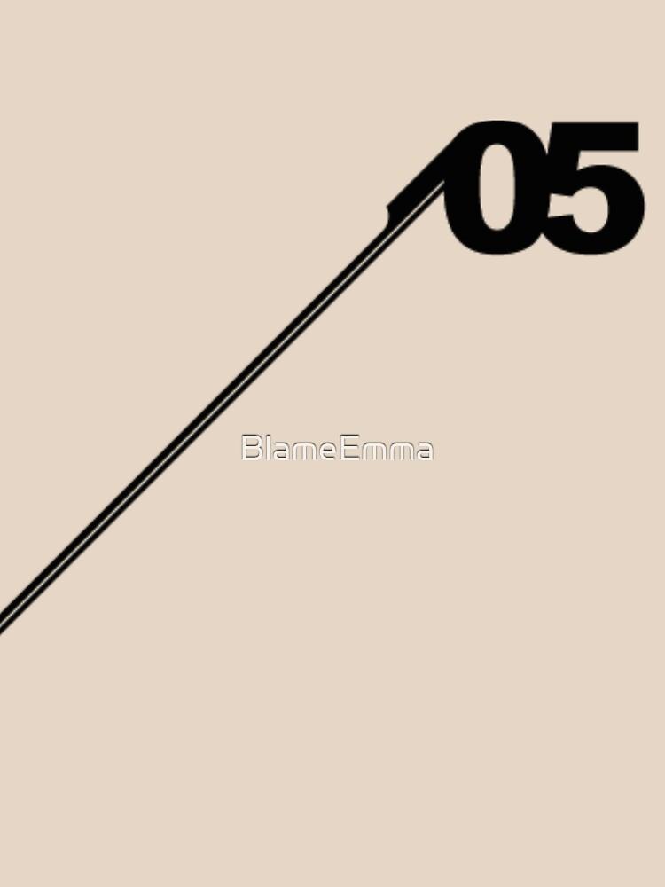Number #05. by BlameEmma