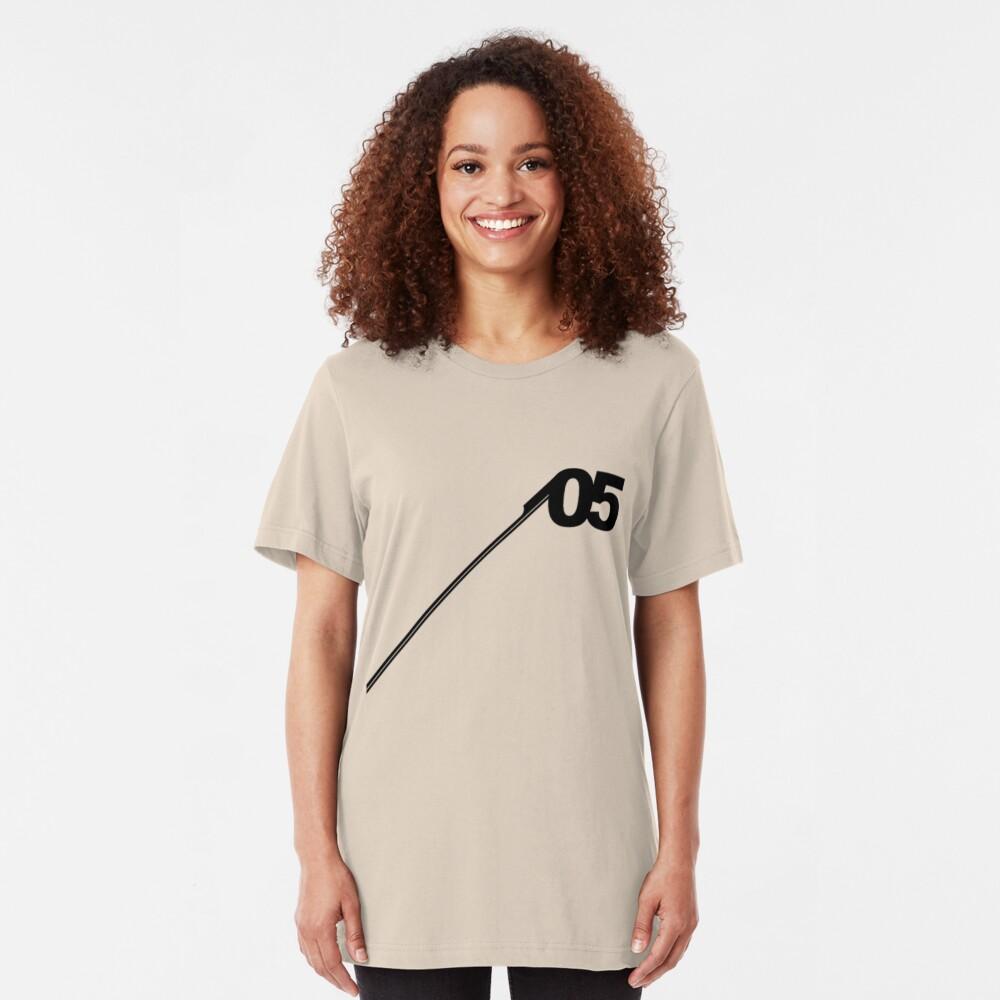 Number #05. Slim Fit T-Shirt
