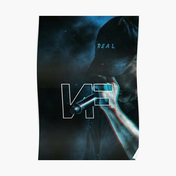 Nf Real Music  Poster