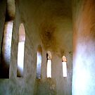 Zadar Windows of St. Donat by Blake Steele