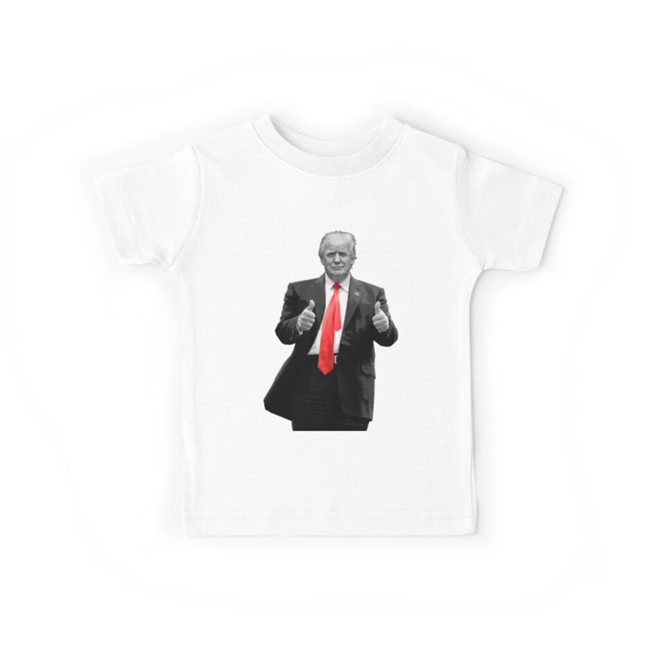 Donald Trump für Präsidenten 2020 Daumen hoch von Garaga
