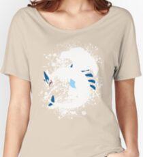 Lugia Splatter Women's Relaxed Fit T-Shirt