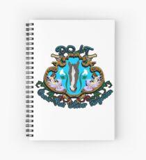 Memorial DOIT Spiral Notebook