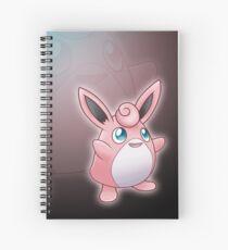 Fairy Rabbit Spiral Notebook