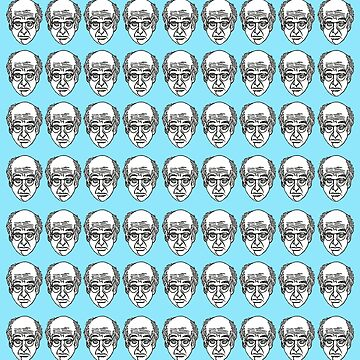 Larry David Face by averyboringname