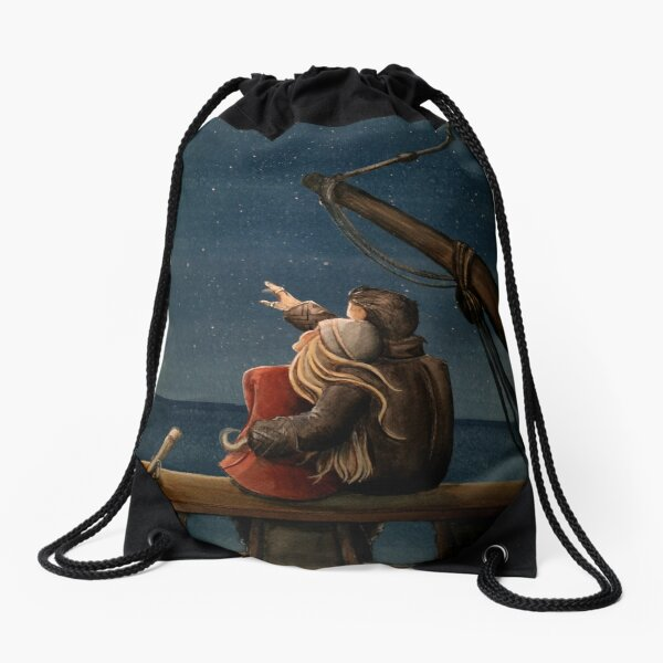 Stargazers Drawstring Bag