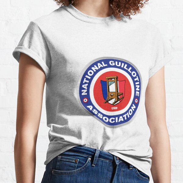 National Guillotine Association (Alternative Design) Classic T-Shirt