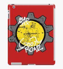 Goofy Road iPad Case/Skin