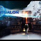 Aqualon: The Gate at the Mountaintop by Koray Birenheide