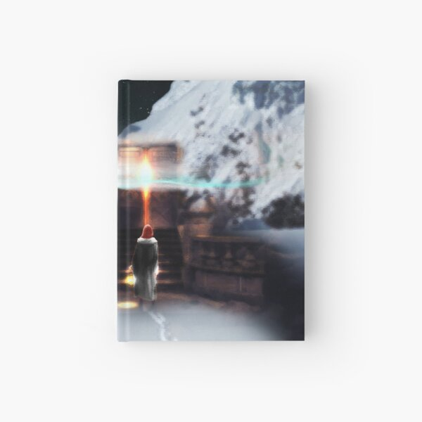 Aqualon: The Gate at the Mountaintop Hardcover Journal