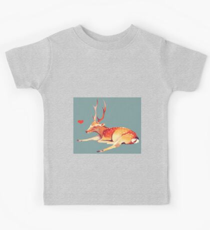 Deer Heart, Kids Clothes