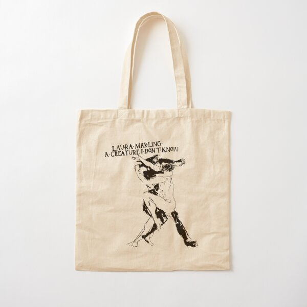 Laura Marling, A Creature I Dont Know, folk, music, album,  Cotton Tote Bag