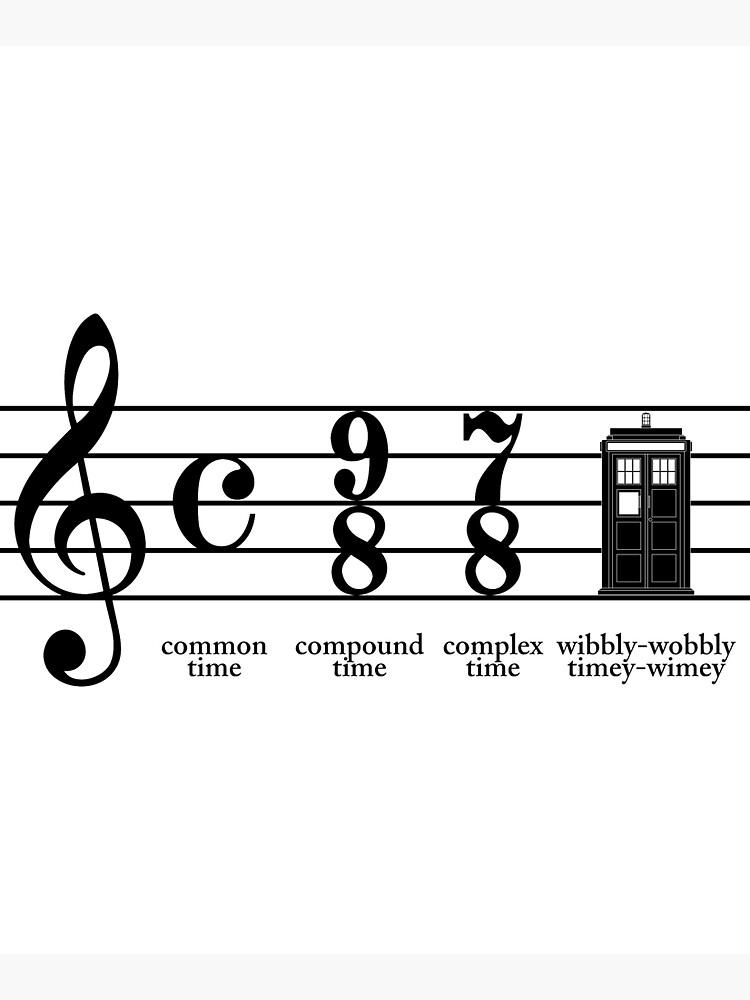 Wibbly-wobbly timey-wimey by loreleipelaez