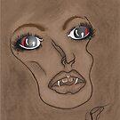 Anxious Vamp Digital by C. Rodriguez