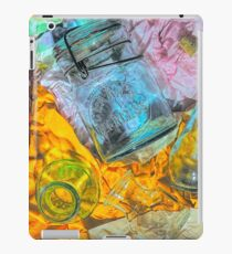 Package Away iPad Case/Skin