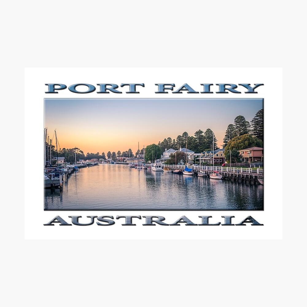 Port Fairy Sunrise - Souvenir Edition Photographic Print