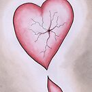 Cracked Heart by Lee Twigger