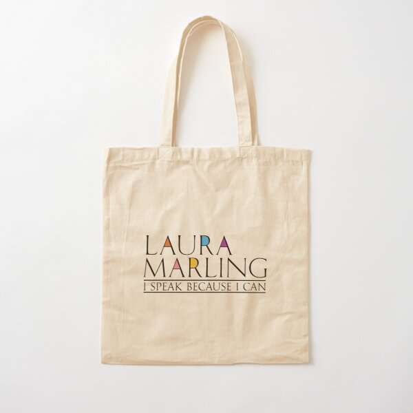 Laura Marling, I Speak Because I Can, folk, music, album,  Cotton Tote Bag