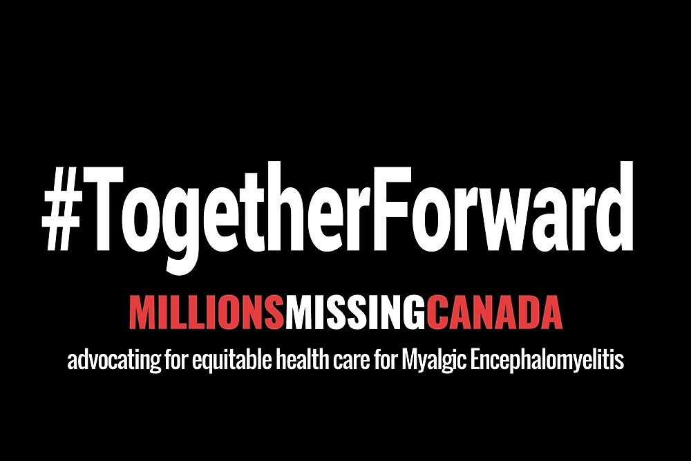 #TogetherForward  by Millions Missing Canada