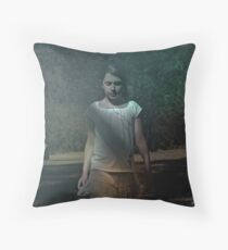 The Centre of the Sun Throw Pillow