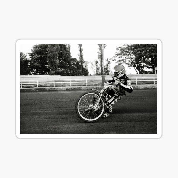 Speedway - Sideways elegance Sticker
