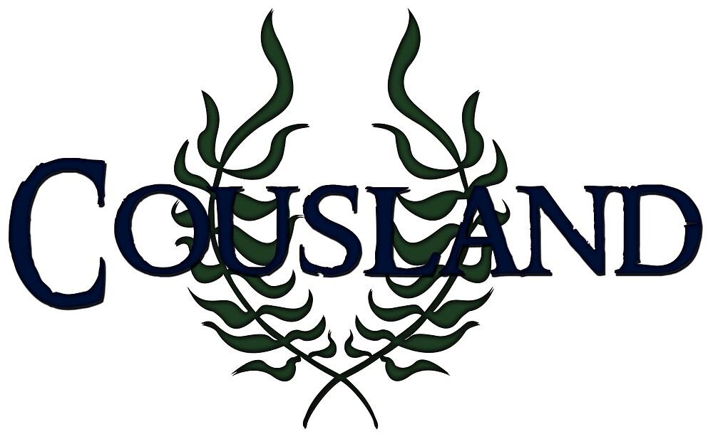 Cousland Heraldry by Taylor Richardson