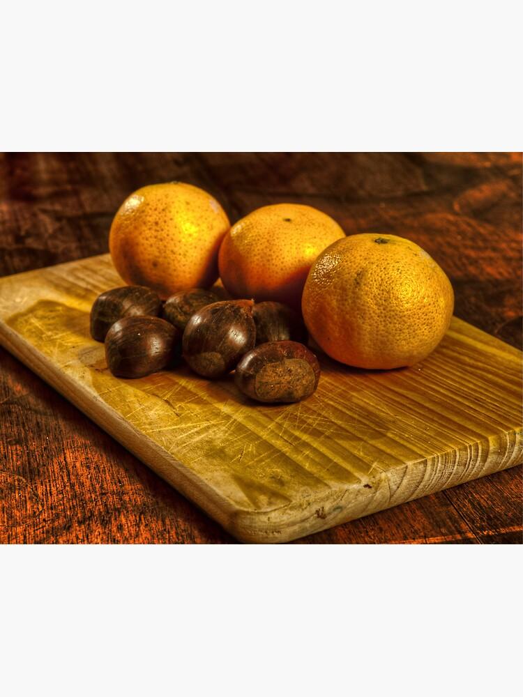 Castagne e mandarini by rapis60