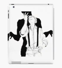 Satou&IBM iPad Case/Skin