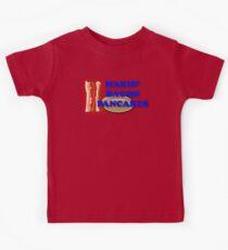 Adventure Time-Makin' Bacon Pancakes Kids Tee