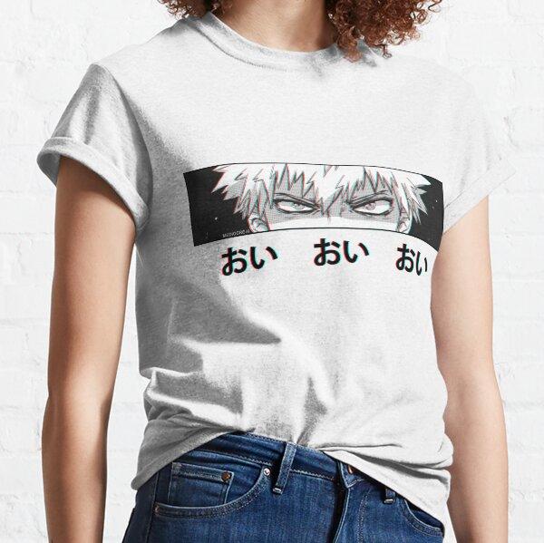 Bakugou 'Oi Oi Oi' Camiseta clásica