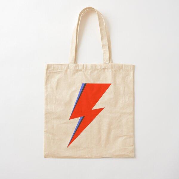 Bowie Symbolic Cotton Tote Bag