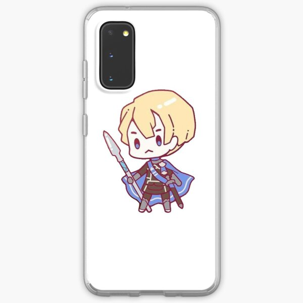 Dimitri Chibi Form Samsung Galaxy Soft Case