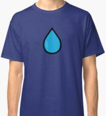 Wassertropfen Classic T-Shirt