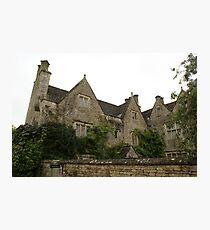 Kelmscott Manor Photographic Print