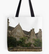 Kelmscott Manor Tote Bag