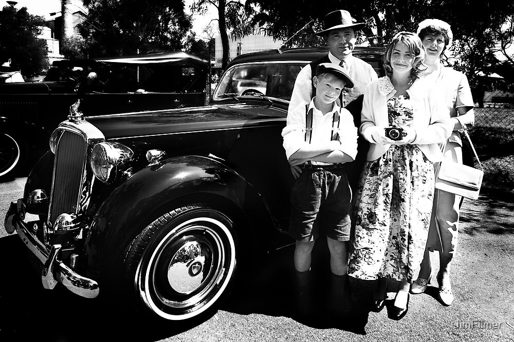 Post war family by JimFilmer