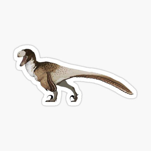 Utahraptor (No Background) Sticker