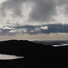 the great Atlantic sky by NordicBlackbird
