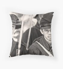 When Will It End? Throw Pillow
