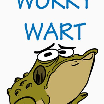 WORRY WART by FINNCITYSTUDIOS