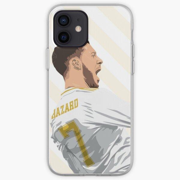Eden Hazard iPhone Soft Case