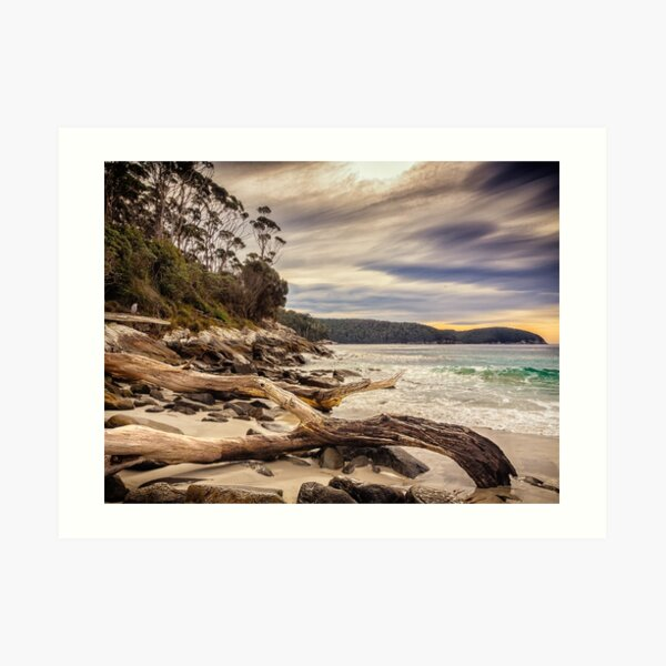 Fortescue Bay Art Print