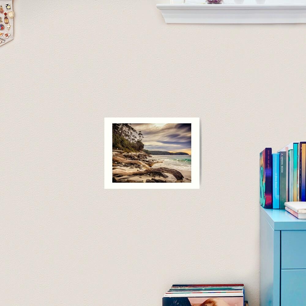 Fortescue Bay Art Print