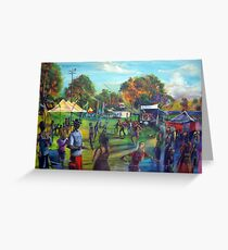 Mary River Festival Greeting Card