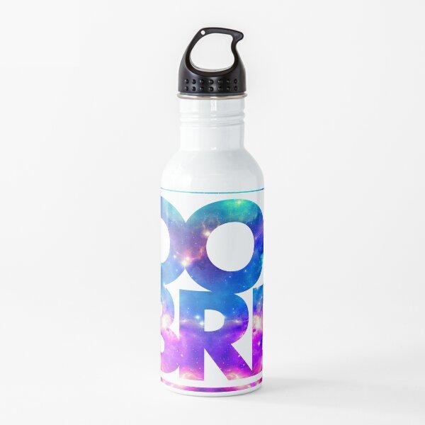 DOBRE Galaxy Logo Botella de agua